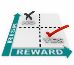 risk reward1 300x264 - تعریف بازده و ریسک چیست