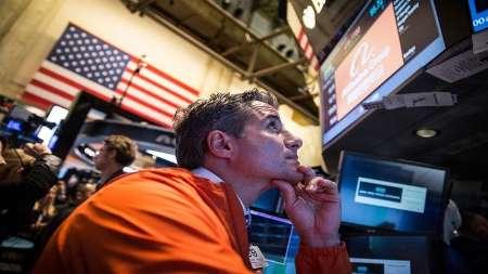 64556 576 - سقوط بورس سهام آمریکا برای چهارمین روز