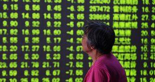 بازار سهام آسیا