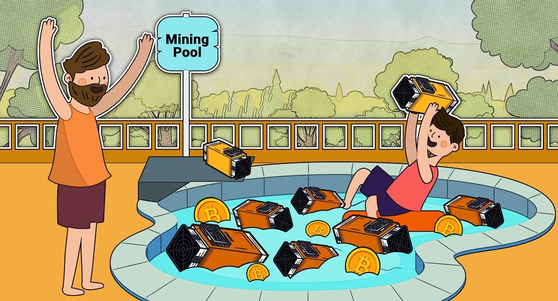 mining pool - آموزش استخر ماینینگ