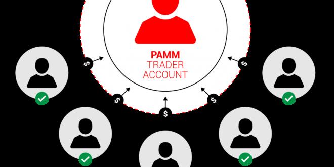 pamm graph 660x330 - حساب PAMM فارکس چیست؟
