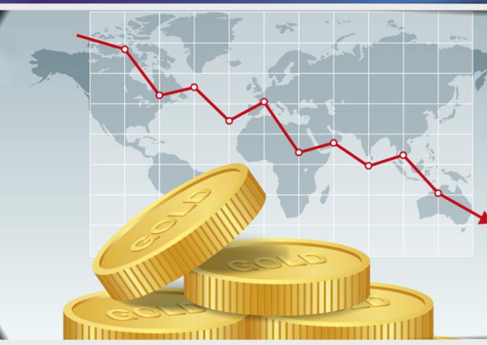 2020 01 09 094454 - قیمت انس جهانی طلا پس از اظهارات رئیس جمهور آمریکا سقوط کرد