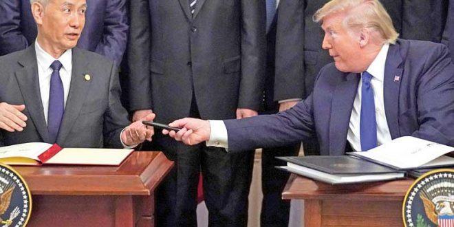 آیا می توان به توافق فاز اول آمریکا و چین اعتماد کرد؟