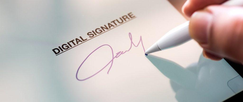 امضای دیجیتال